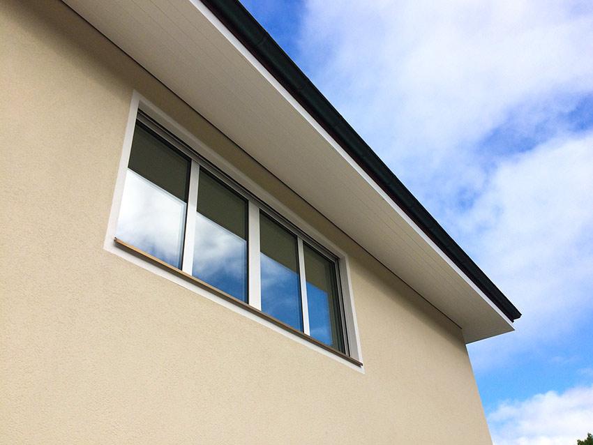 Fassadenrenovation in Basel